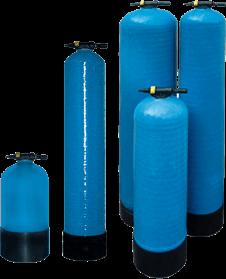 demineralisatie systemen voor de productie van gedemineraliseerd water